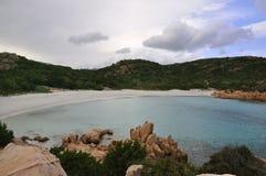 Spiaggia-del Principe Lizenzfreie Stockfotos
