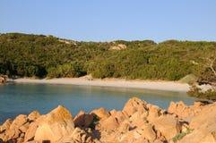 Spiaggia-del Principe Lizenzfreies Stockbild
