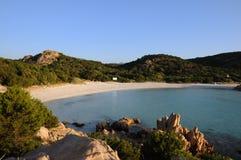 Spiaggia-del Principe Stockfotografie