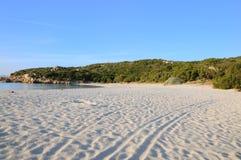 Spiaggia del principe. Principe beach view Royalty Free Stock Image