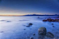 Spiaggia del relitto Fotografie Stock