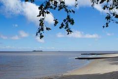 Spiaggia del ` s di Colonia l'uruguai fotografia stock