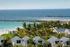 Spiaggia del sud, Miami Florida Immagine Stock Libera da Diritti