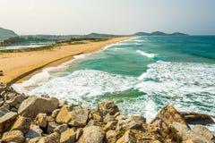 Spiaggia del Vietnam Fotografia Stock Libera da Diritti