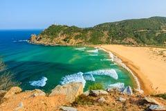 Spiaggia del Vietnam Fotografia Stock