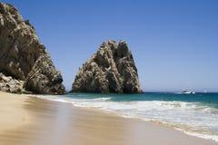 Spiaggia dell'amante e Pacifico 7 fotografia stock libera da diritti