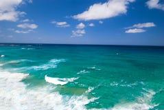Spiaggia dell'isola di Stradbroke - Queendsland - Australia Immagini Stock