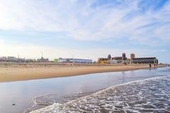 Spiaggia dell'oceano Fotografie Stock Libere da Diritti