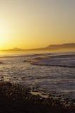 Spiaggia dell'Oceano Pacifico, California Fotografia Stock Libera da Diritti