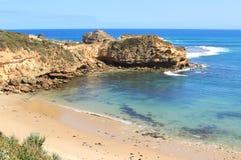 Spiaggia della baia del diamante Fotografia Stock