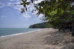 Spiaggia 5 della diga di Khao Plai Fotografie Stock