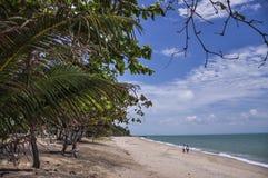 Spiaggia 4 della diga di Khao Plai Immagini Stock Libere da Diritti