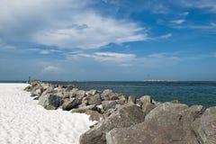 Spiaggia della Florida Immagine Stock