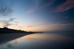 Spiaggia della Scozia Immagini Stock Libere da Diritti