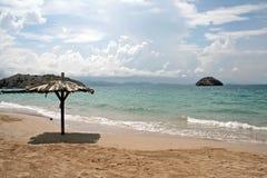 Spiaggia della spiaggia Immagini Stock