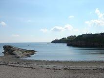 Spiaggia della st Andrew, Scozia Fotografia Stock
