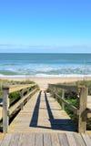 Spiaggia della st Augustine Fotografia Stock