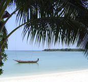 Spiaggia della Tailandia immagini stock