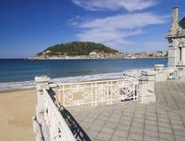 Spiaggia delle coperture Fotografie Stock