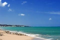 Spiaggia delle saline immagini stock