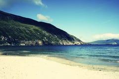 Spiaggia di Achil fotografia stock libera da diritti