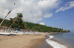 Spiaggia di Ahmad Immagini Stock Libere da Diritti