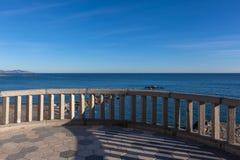 Spiaggia di Almunecar Immagine Stock Libera da Diritti