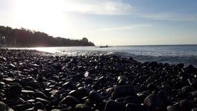 Spiaggia di Amed Fotografie Stock