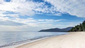 Spiaggia di Ao Manoa fotografie stock libere da diritti
