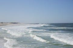 Spiaggia di Areao Fotografie Stock Libere da Diritti