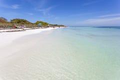 Spiaggia di Bahia Honda, chiavi di Florida Immagine Stock Libera da Diritti