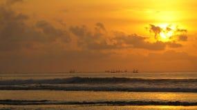 Spiaggia di Balangan Fotografia Stock