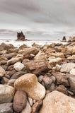 Spiaggia di Benijos Fotografia Stock