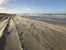 Spiaggia di Blankenberge fotografie stock