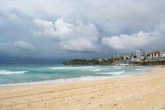 Spiaggia di Bondi Fotografie Stock Libere da Diritti