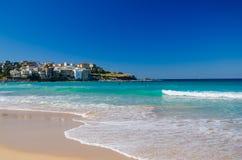 Spiaggia di Bondi, Sydney Immagine Stock