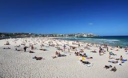 Spiaggia di Bondi a Sydney, Australia Immagini Stock