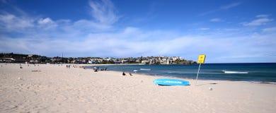 Spiaggia di Bondi vicino a Sydney Australia Fotografie Stock
