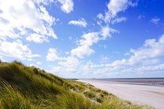 Spiaggia di Brancaster Fotografie Stock Libere da Diritti