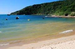 Spiaggia di Buzios Fotografie Stock