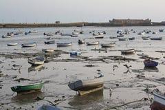 Spiaggia di Caleta fotografia stock