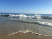 Spiaggia di California's Laguna Fotografia Stock