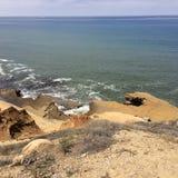 Spiaggia di California Immagini Stock