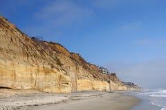 Spiaggia di California Fotografia Stock
