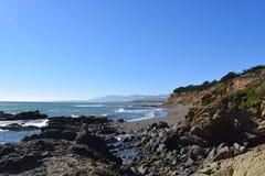 Spiaggia di California immagini stock libere da diritti