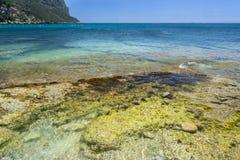 Spiaggia di Cassis Immagine Stock Libera da Diritti
