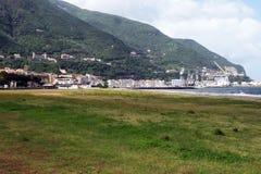 Spiaggia di Castellmmare fotografia stock