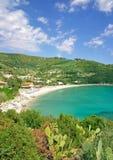 Spiaggia di Cavoli, isola dell'Elba Immagine Stock Libera da Diritti