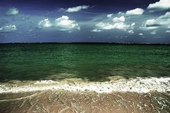 Spiaggia di Chaweng immagine stock libera da diritti