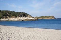 Spiaggia di Chia fotografie stock